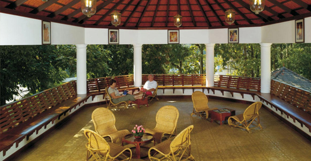 The Elephant Court, Thekkady