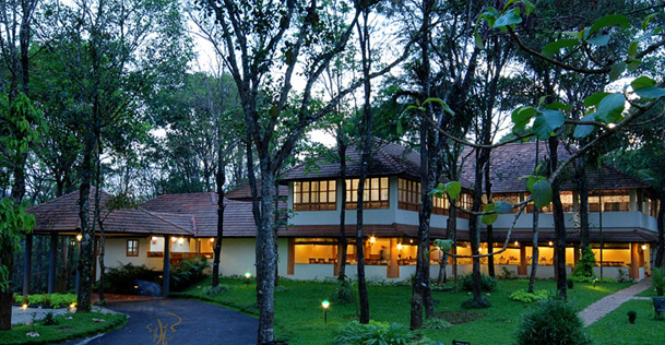 Greenwoods Resort, Thekkady