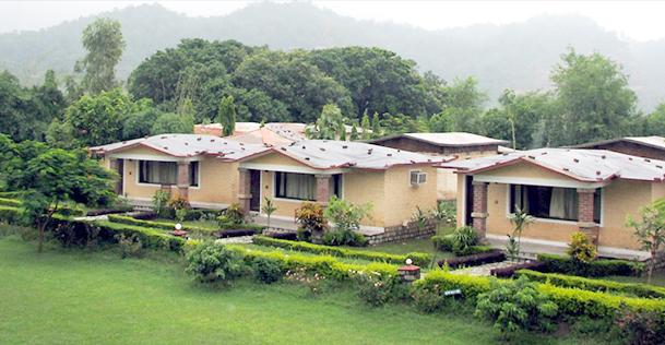 Jukaso Manu Maharani Resort A Deluxe Resort In Corbett