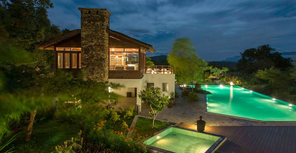 The serai bandipur for Resorts in bandipur with swimming pool