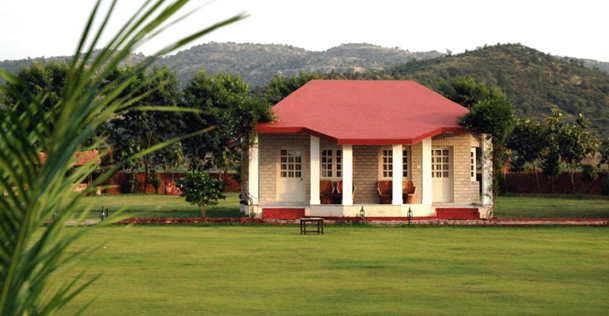 Tiger Den Resort Ranthambore