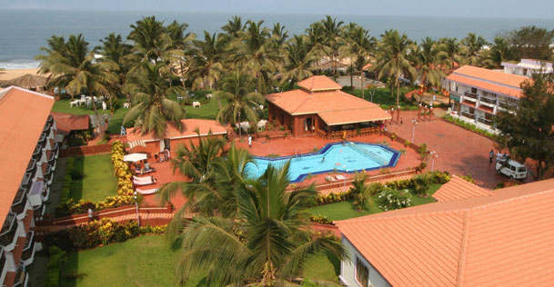 Hotel Goan Heritage Calangute Beach