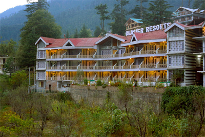 Glacier Resort Manali