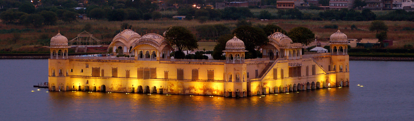 11N/12D Golden Triangle Tour with Goa
