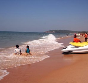 Golden Beaches of Goa