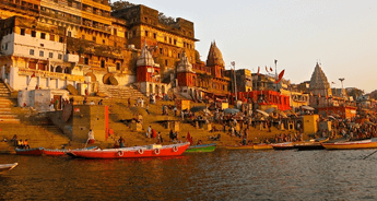 10N/11D Golden Triangle with Ganges
