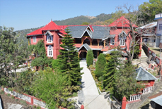 WelcomHeritage Grace Hotel Dharamshala