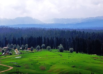 Enchanting Kashmir Packag