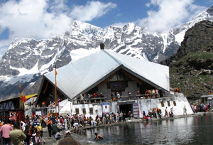 Hemkund Sahib Yatra 2017- Hemkunt Yatra Garhwal Himalayas