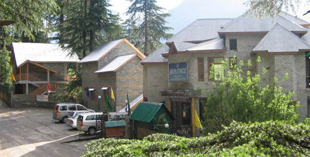 Heritage Village Resort Manali