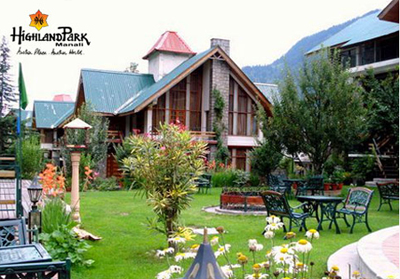 The Highland Park Manali