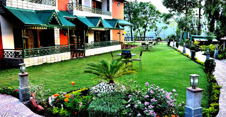 Hill Pride Resort Kasauli