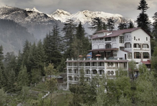 Hotel Snowcrest Manor Manali