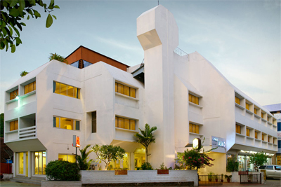 Hotel Abad Fort, Cochin