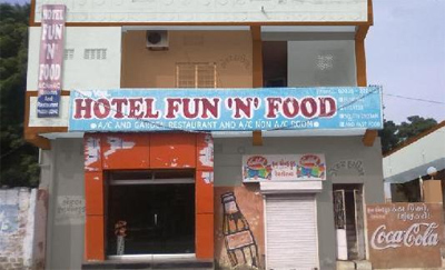 Hotel Fun N Food Nakhatrana, Gujarat
