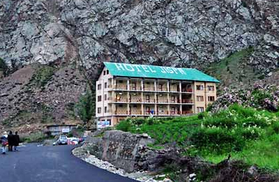 Hotel Ibex Lahaul and Spiti