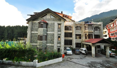 Hotel Manali Heights