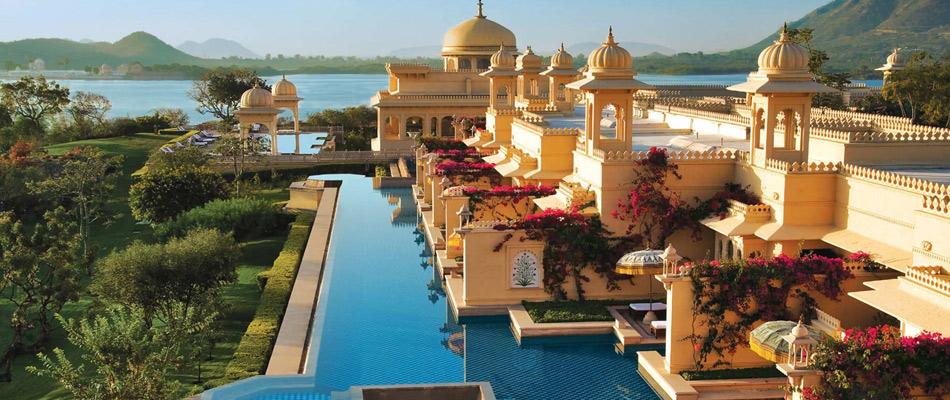 The Oberoi Udaivilas Hotel  Udaipur