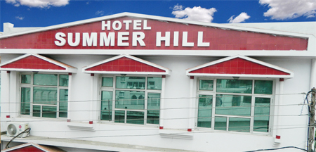 Hotel Summer Hill Nahan