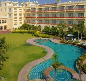 Hotel Le Meridian Jaipur