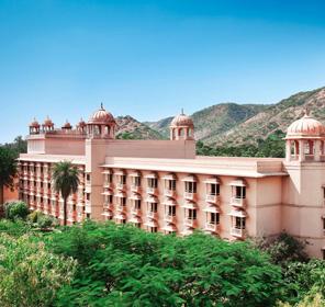 Hotel Oberoi Trident Jaipur