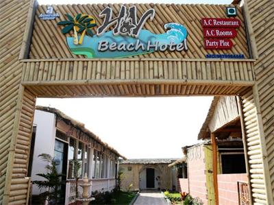 Hv Beach Hotel Mandvi Kutch Gujarat
