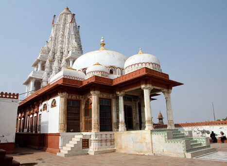 Image result for Bhandasar Jain Temple bikaner image