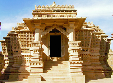 Jain Temple Tours in Jaisalmer
