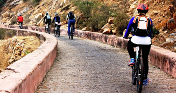 Jaipur Jodhpur Cycling Tour