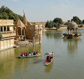 Jaisalmer Honeymoon Package
