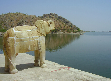 Jaisamand Lake, Udaipur