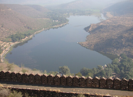 Jait Sagar Lake, Bundi