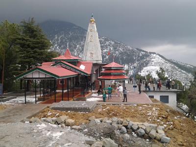 Jakhni Mata Temple, Palampur