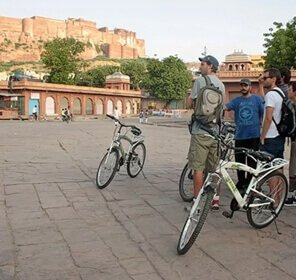 Udaipur Jodhpur Cycling Tour
