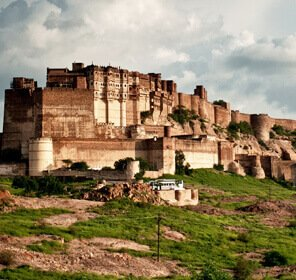 Fort & Palaces of Rajasthan