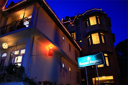 Hotel Kasauli Regency