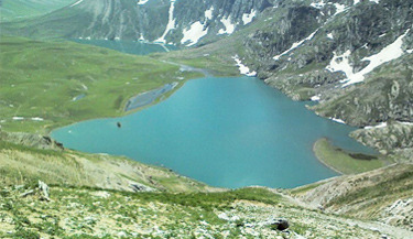 Kashmir Alpine Lakes Trek