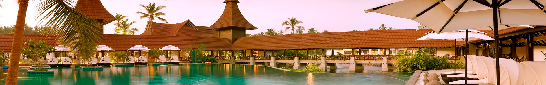 Club Mahindra Cherai Beach Resort, Kerala