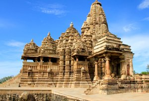 Temple in Khajuraho