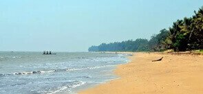 Kihim Beach Alibag