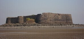 Kolaba Fort Alibag