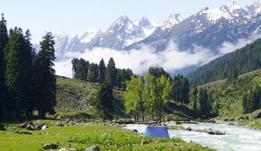 Kolahoi Base Camp Trek