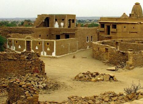 Image result for kuldhara rajasthan