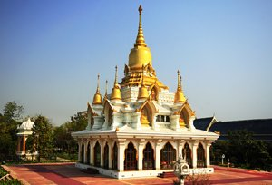 Wat Thai Temple Kushinagar