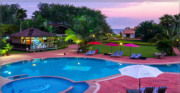 La Calypso Hotel Calangute Goa 5 Star Beach Resort