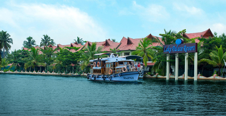 Lake Palace Resort Alappuzha