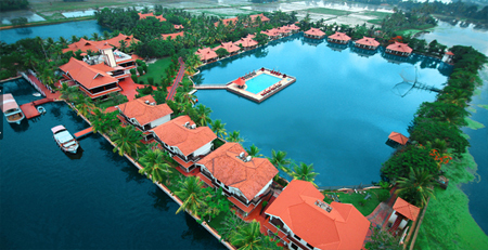 Lake Palace Resort, Kerala