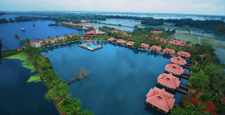 Lake Palace Resort, Alappuzha