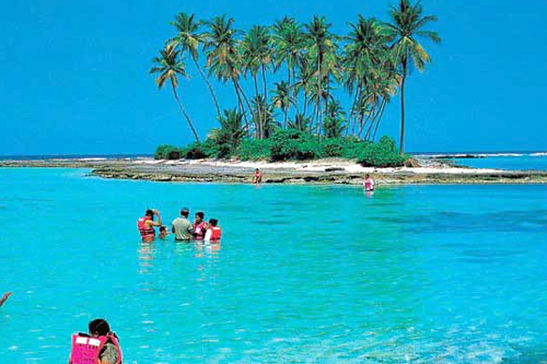 Lakshadweep Beach
