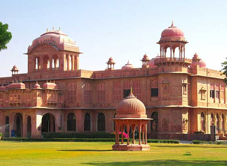 Lalgarh Palace and Museum, Rajasthan